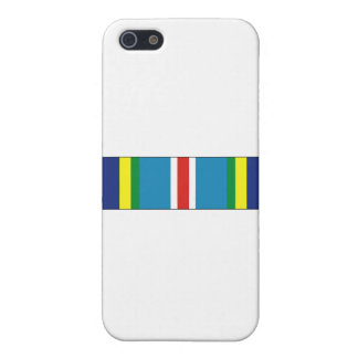 USCG Special Operations Service Ribbon Cover For iPhone SE/5/5s