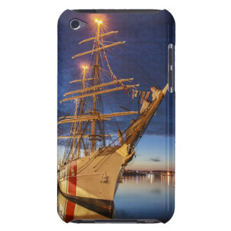 USCG Tall Ship at Halifax Harbour, Nova Scotia, Ca Case-Mate iPod Touch Case