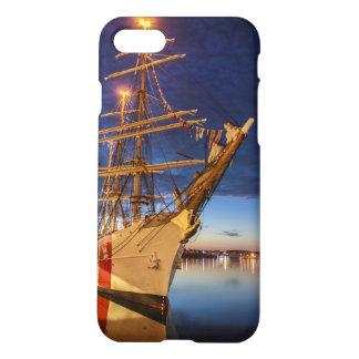 USCG Tall Ship at Halifax Harbour, Nova Scotia, Ca iPhone 8/7 Case