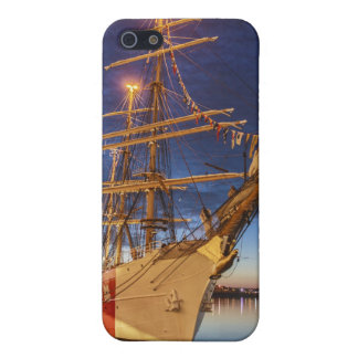 USCG Tall Ship at Halifax Harbour, Nova Scotia, Ca iPhone SE/5/5s Cover