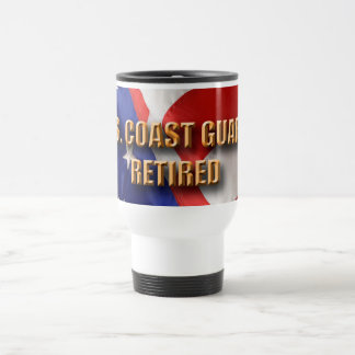 USCG Travel/Commuter Mug