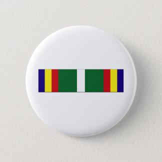 USCG Unit Commendation Ribbon Pinback Button