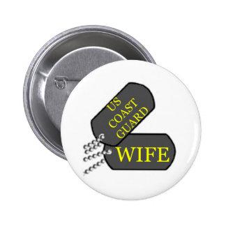 USCG Wife Pin