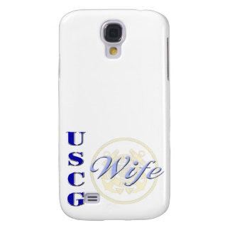 USCG Wife IPhone 3 Case
