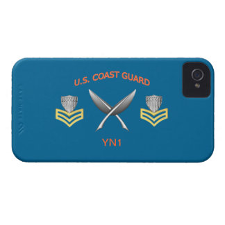 USCG YN1 Blackberry Bold Case