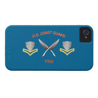 USCG YN2 Blackberry Bold Case