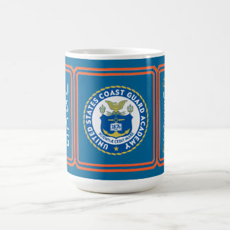 USCGA Logo Coffee Mug