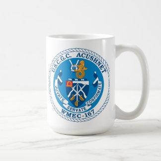 USCGC Acushnet WMEC-167 Coffee Mug