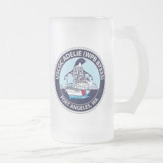 USCGC Adelie WPB-87333 Beer Mug