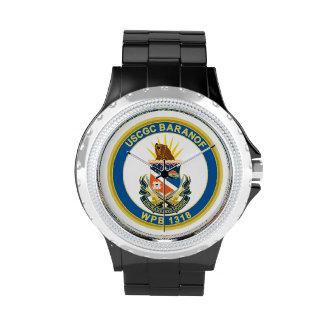 USCGC Baranof WPB-1318 Wristwatches
