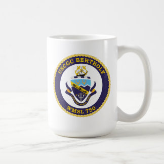 USCGC Bertholf WMSL-750 Taza De Café