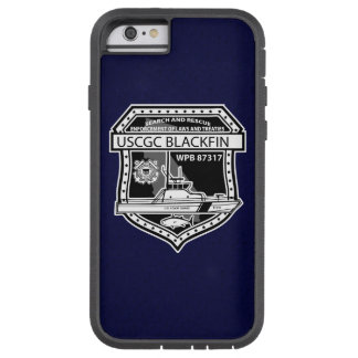 "USCGC Blackfin WPB-87317 ""azules marinos "" Funda De iPhone 6 Tough Xtreme"