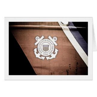 USCGC Bramble (WLB-392) Card
