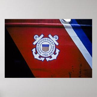 USCGC Bramble (WLB-392) Poster