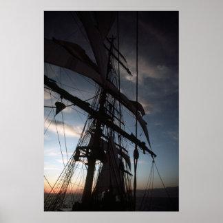 USCGC Eagle Poster