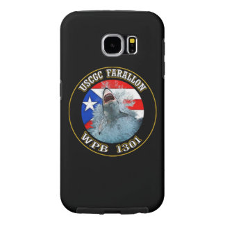 USCGC Farallon WPB-1301 Fundas Samsung Galaxy S6