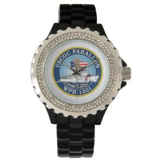 USCGC Farallon WPB-1301 Wristwatch