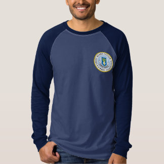 USCGC Gallatin WHEC-721 T Shirt