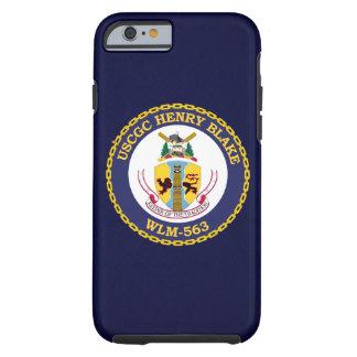 "USCGC Henry Blake WLM-563 ""Navy Blue"" Tough iPhone 6 Case"