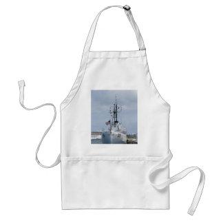 USCGC Ingham Delantal