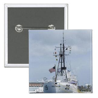 USCGC Ingham Pins