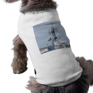 USCGC Ingham Playera Sin Mangas Para Perro