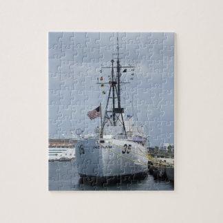USCGC Ingham Puzzle