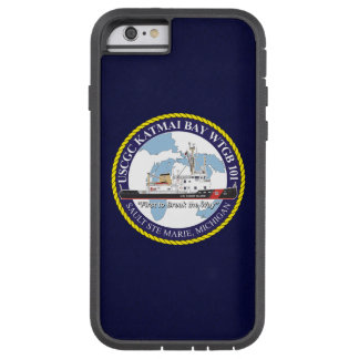 "USCGC Katmai Bay WTGB-101 ""Navy Blue"" Tough Xtreme iPhone 6 Case"