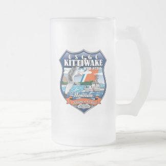 USCGC Kittiwake WPB-87316 Beer Mugs