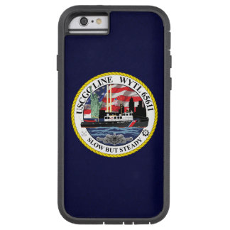 "USCGC Line WYTL-65611  ""Navy Blue"" Tough Xtreme iPhone 6 Case"