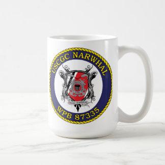 USCGC Narwhal WPB-87335 Mug