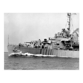 USCGC Pontchartrain Postcard