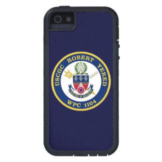 "USCGC Robert Yered WPC-1104 ""Navy Blue"" iPhone SE/5/5s Case"