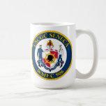 USCGC Seneca WMEC-906 Classic White Coffee Mug