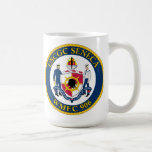 USCGC Seneca WMEC-906 Coffee Mugs
