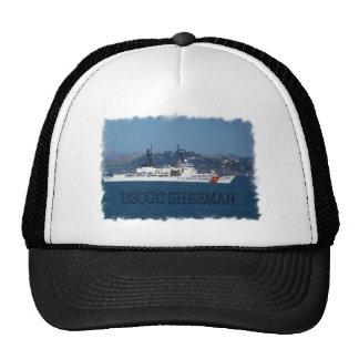USCGC Sherman Trucker Hat
