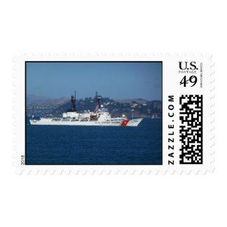 USCGC Sherman Postage