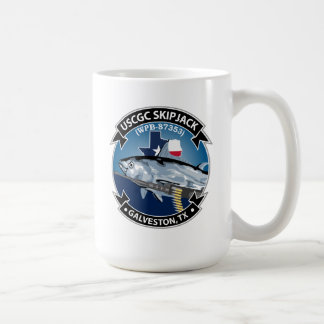 USCGC Skipjack WPB-87353 Coffee Mug