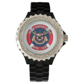 USCGC Staten Island WPB-1345 Wrist Watch