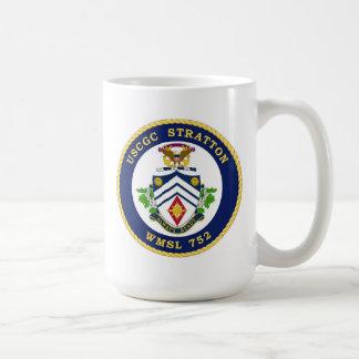 USCGC Stratton WMSL-752 Coffee Mug