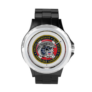 USCGC STURGEON WPB-87336 WRIST WATCH