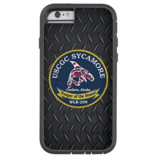 USCGC Sycamore WLB-209 Tough Xtreme iPhone 6 Case