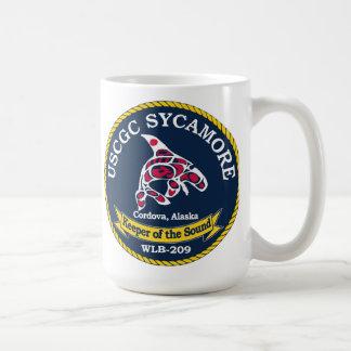 USCGC Sycamore WLB-209 Classic White Coffee Mug