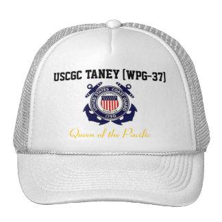 "USCGC TANEY (WPG-37) ""reina del pacífico "" Gorras De Camionero"