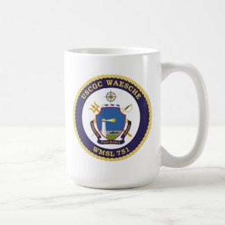 USCGC Waesche WMSL-751 Coffee Mug