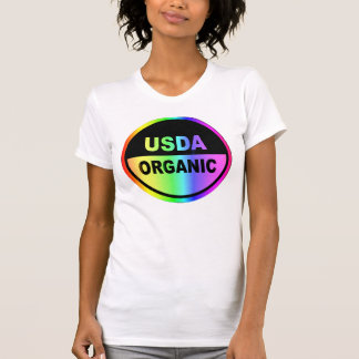 USDA # 9 (mujeres) Tshirts
