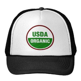 USDA Organic certificate Trucker Hat