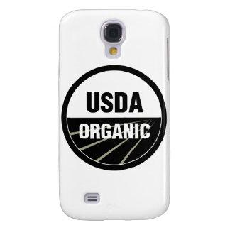 USDA Organic Galaxy S4 Cover