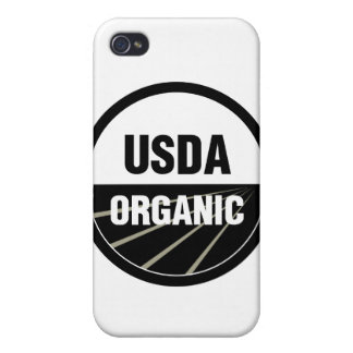 USDA Organic iPhone 4 Cases