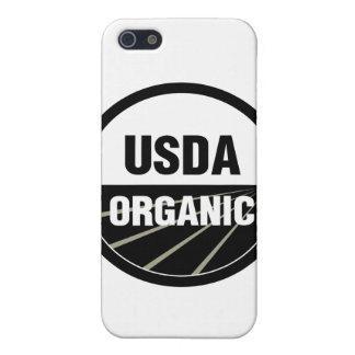 USDA Organic iPhone 5 Covers
